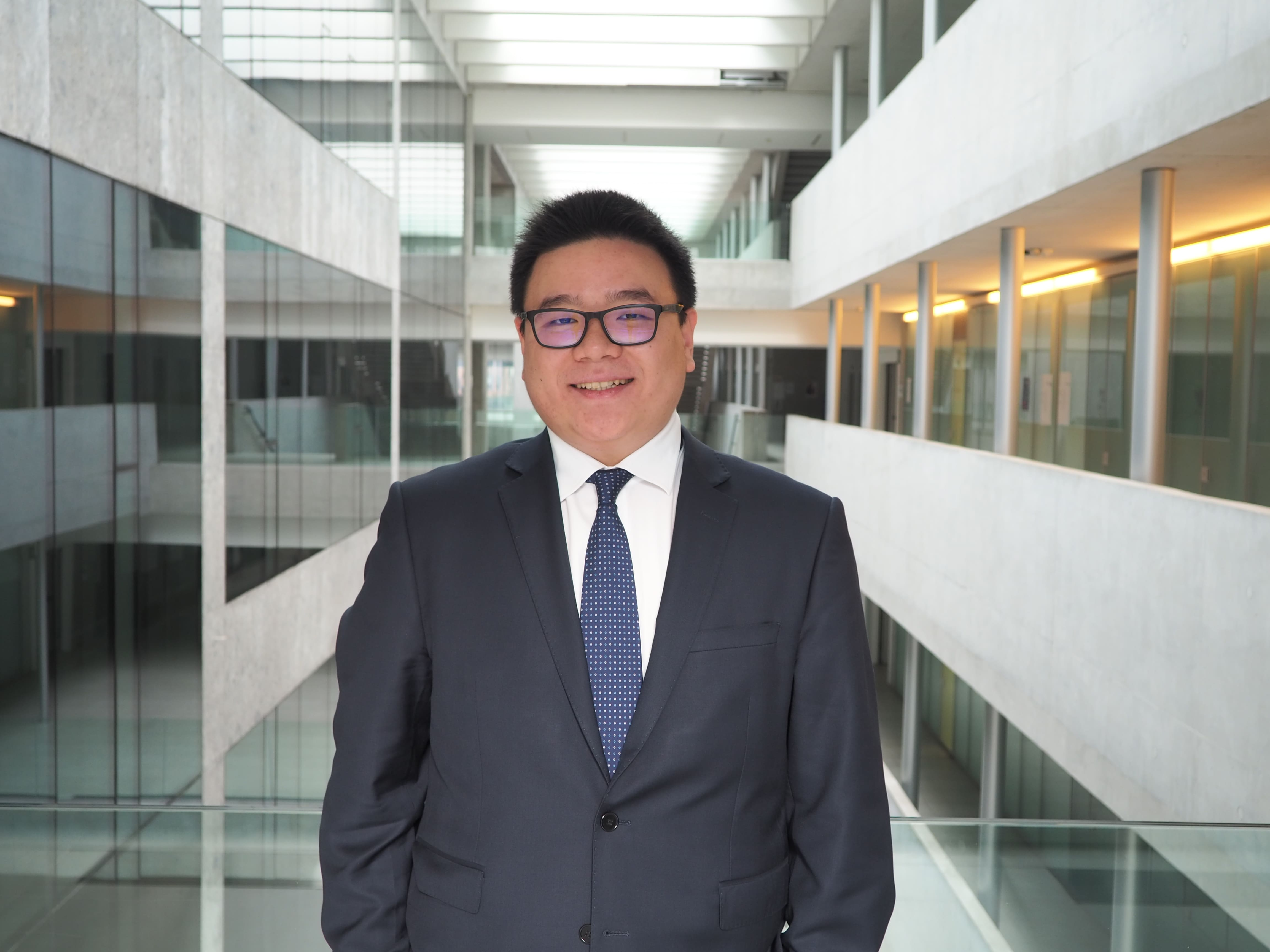Raffaele Zhu